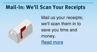 We Scan Receipts