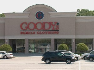 Goody's Family Clothing May Be Forced To File For Bankruptcy Protection