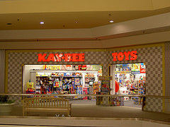 KB Toys Files for Bankruptcy