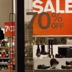 Sale: Prices Dropped as Retailer Tried to Boost Consumer Spending