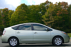 The Toyota Prius is the most popular hybrid car