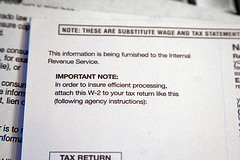 W-2 Form: Did you get yours?