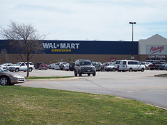 Walmart is exceeding expectations in the recession