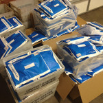 Shoeboxed Shirts Ready for Mail