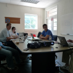 Shoeboxed Hackathon - TriangleTechTalk
