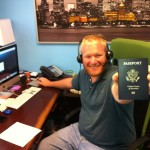 Shoeboxed Success Story Swift Passport Services Customer Rob Lee