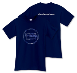 shoeboxed shirts