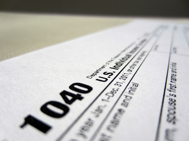 What happens if you can't pay your taxes?