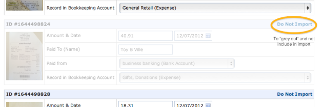 Painless Invoicing with Shoeboxed and WorkingPoint