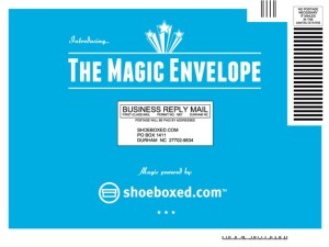 Magic-Envelope