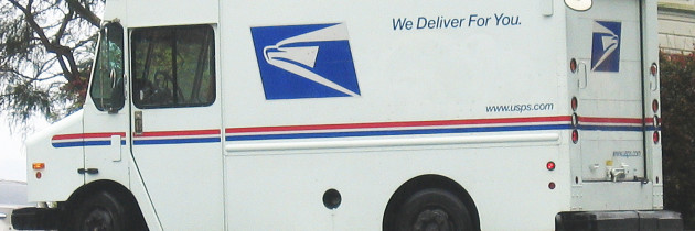 U.S. Postal Service on the Decline