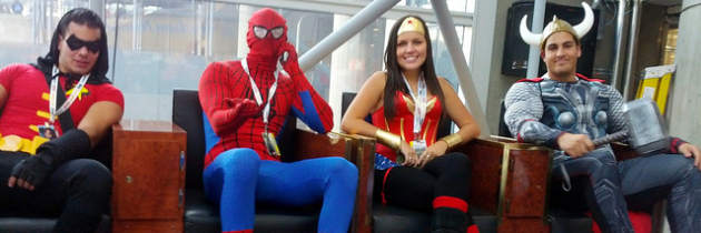 Calling All Small Business Superheroes!