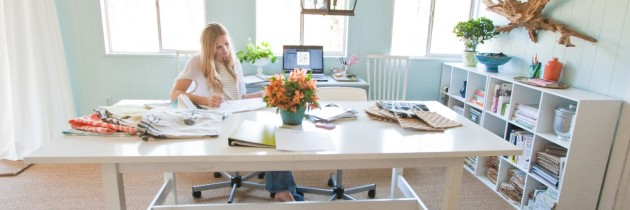 6 Ways to Define Your Workspace at Home