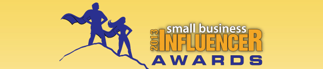 Nominated for the 2013 Small Business Influencer Awards