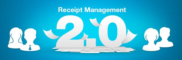 Receipt Management 2.0 Has Arrived