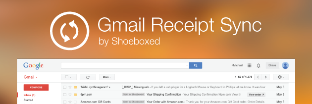 How to Set Up Gmail Receipt Sync [VIDEO]