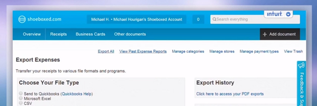 How to Make Your First Expense Report [VIDEO]