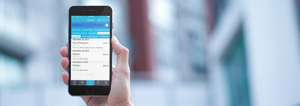 The Brand New Shoeboxed Receipt and Mileage Tracker for iPhone and iPad Has Arrived!