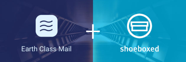 Shoeboxed Acquired by Earth Class Mail to Make the Paperless Office a Reality