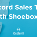 Record and Deduct Sales Tax Effortlessly With Shoeboxed
